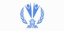 Magyar ENSZ Ifjúsági Küldött : H-UN Youth Delegate Logo