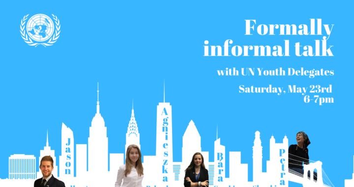 Formally informal talk -FCB event